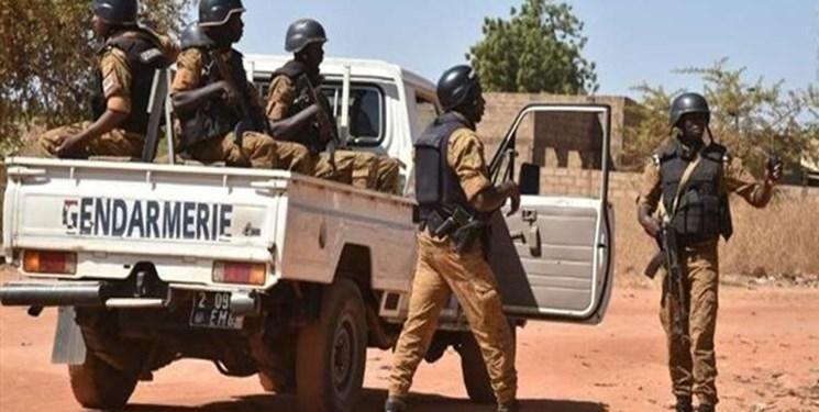 کشته شدن 10 نفر در حمله به یک پایگاه امنیتی در شمال بورکینافاسو