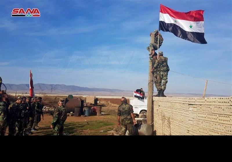 گسترش دامنه استقرار ارتش سوریه در طول مرزهای مشترک با ترکیه