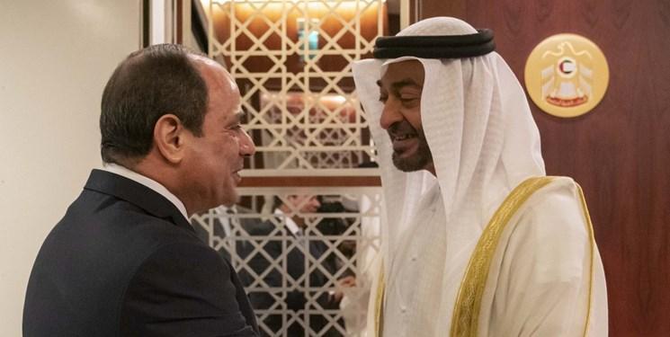 السیسی در سفر به امارات قرارداد 20 میلیارد دلاری امضا کرد