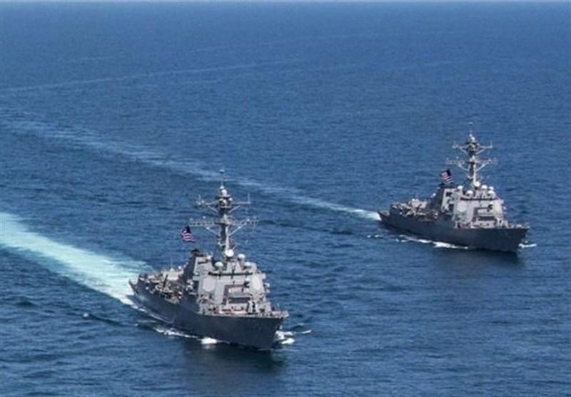 موضع قطر و کویت درباره ائتلاف دریایی آمریکا