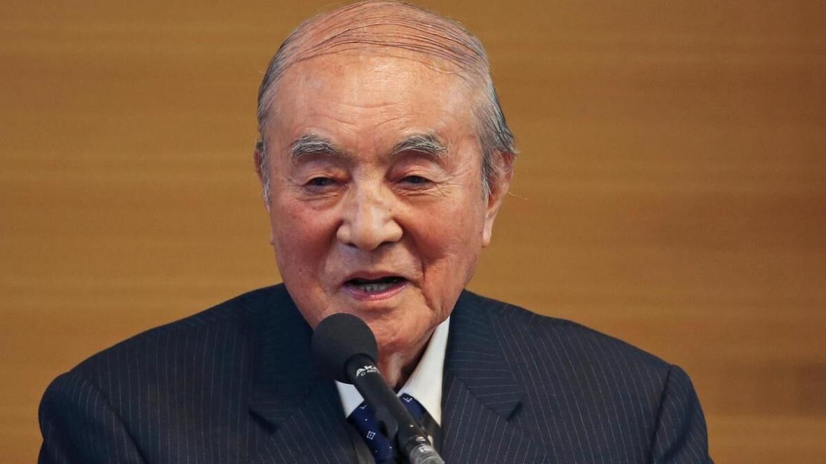 ناکاسونه نخست وزیر اسطوره ای ژاپن درگذشت