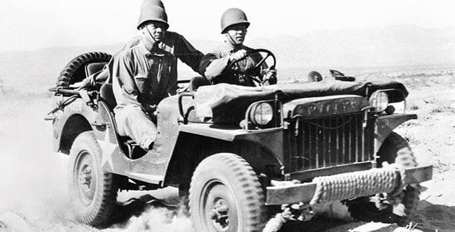 10 خودروساز جنگی در ایام جنگ جهانی را بشناسید