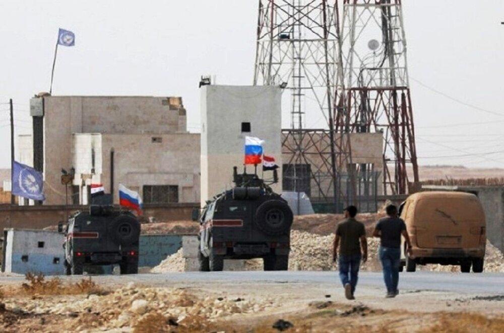 داعش از شهر رقه گریخت ، نیروهای روسیه وارد شدند