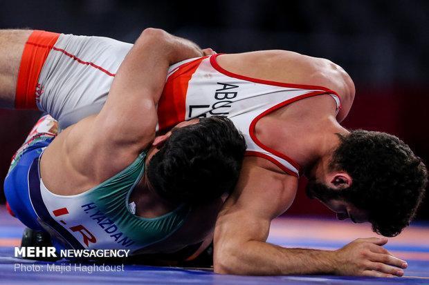 آزادکاران برتر اوزان دهگانه تعیین شدند، دو مدال به تیم ایران رسید