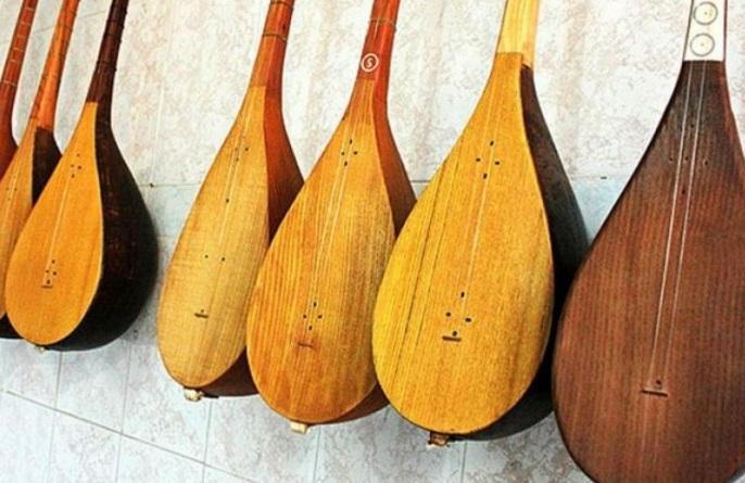 ساختن و نواختن دوتار ایرانی ثبت جهانی شد
