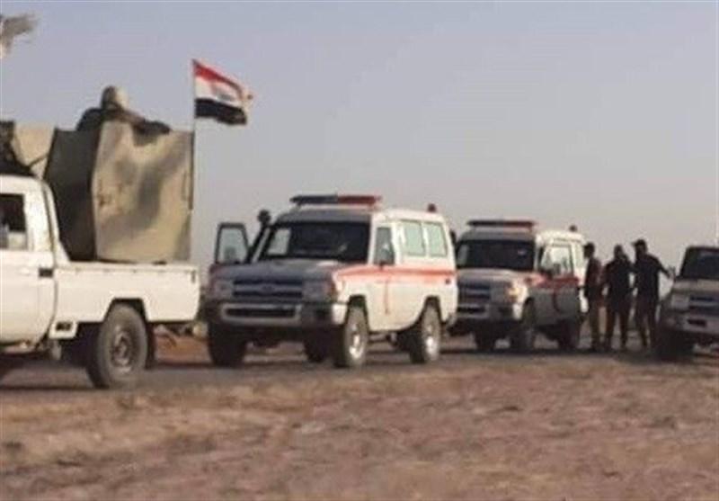عراق، عملیات حشد شعبی برای پیگرد بقایای داعش در الانبار