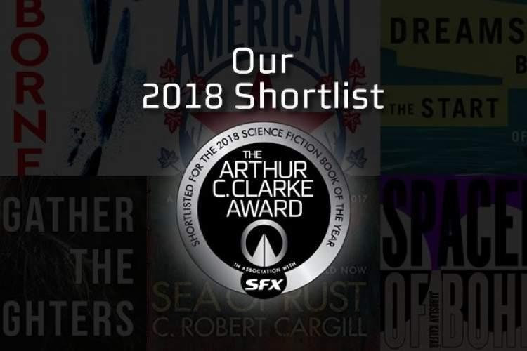 نامزدهای نهایی جایزه داستان علمی تخیلی آرتورسی.کلارک