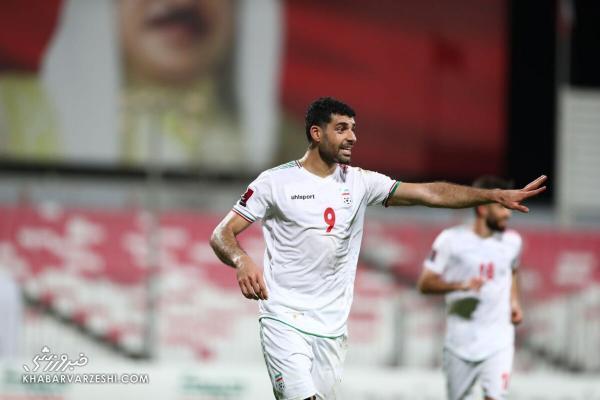 شرح طارمی درباره مصدومیت امیری، برای اولین بار بحرین را در کشورش بردیم، پرچم های باشگاهی را کنار بگذارید